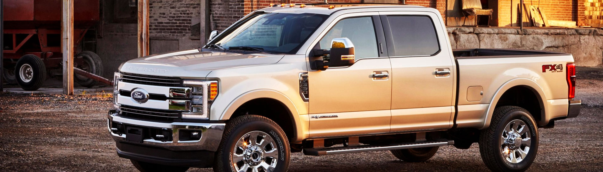 Ford F-350 Pillar Post Trim