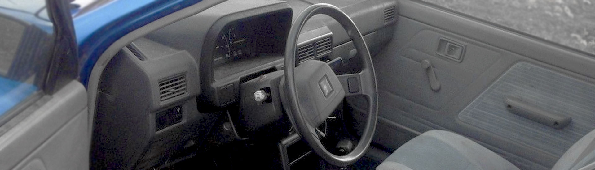 Ford Festiva Dash Kits | Custom Ford Festiva Dash Kit