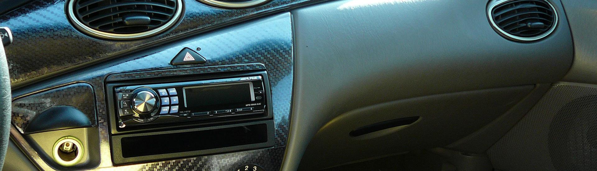 Ford focus custom dash kits
