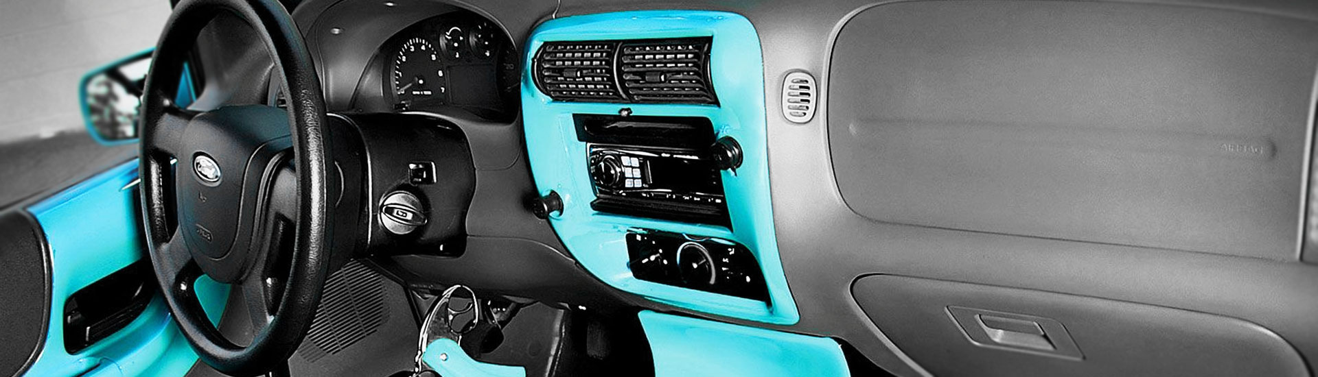 Ford Ranger Custom Dash Kits
