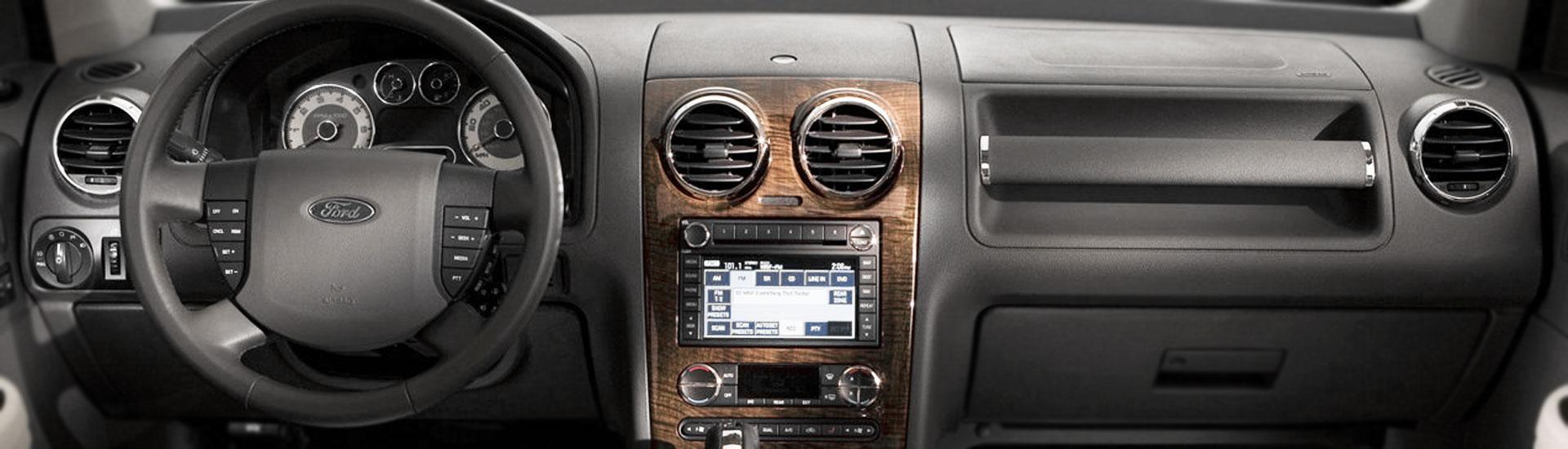 Ford taurus x custom dash kits