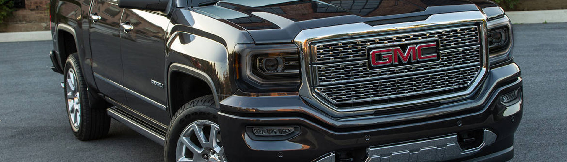 GMC Headlight Tint Covers