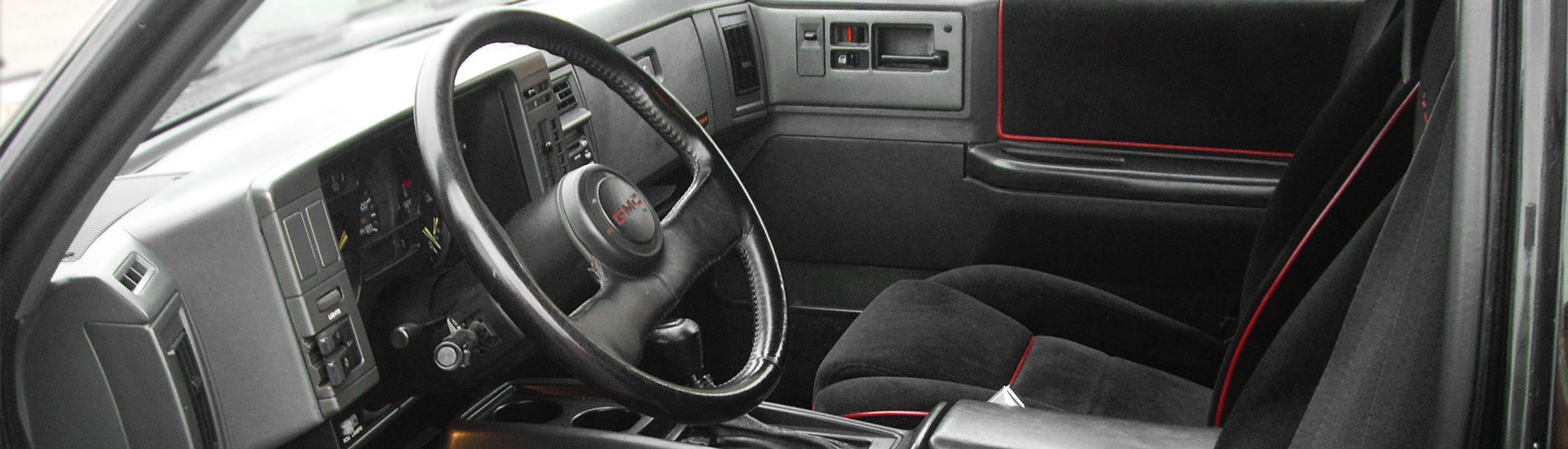 GMC Syclone Custom Dash Kits