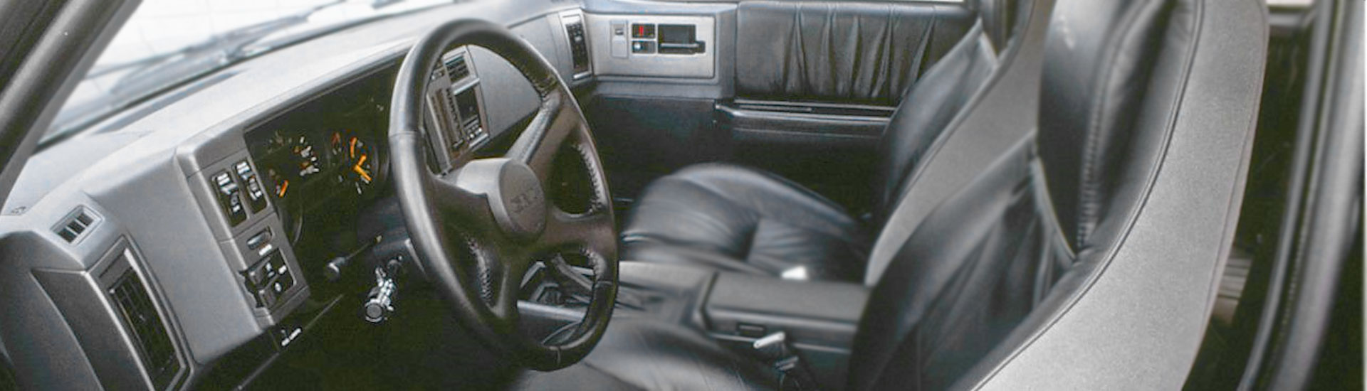 GMC Typhoon Custom Dash Kits