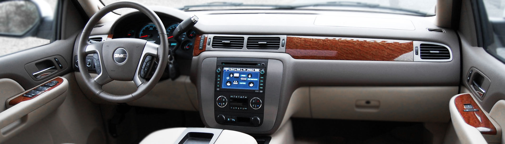 Gmc Yukon Custom Dash Kits