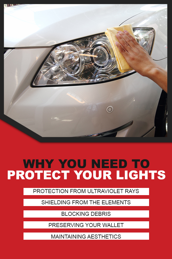 Why You Need to Protect Your Lights