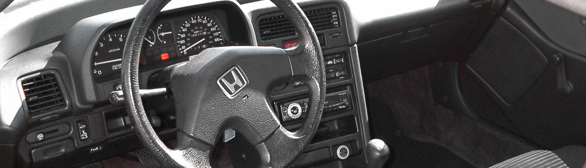Honda CRX Custom Dash Kits