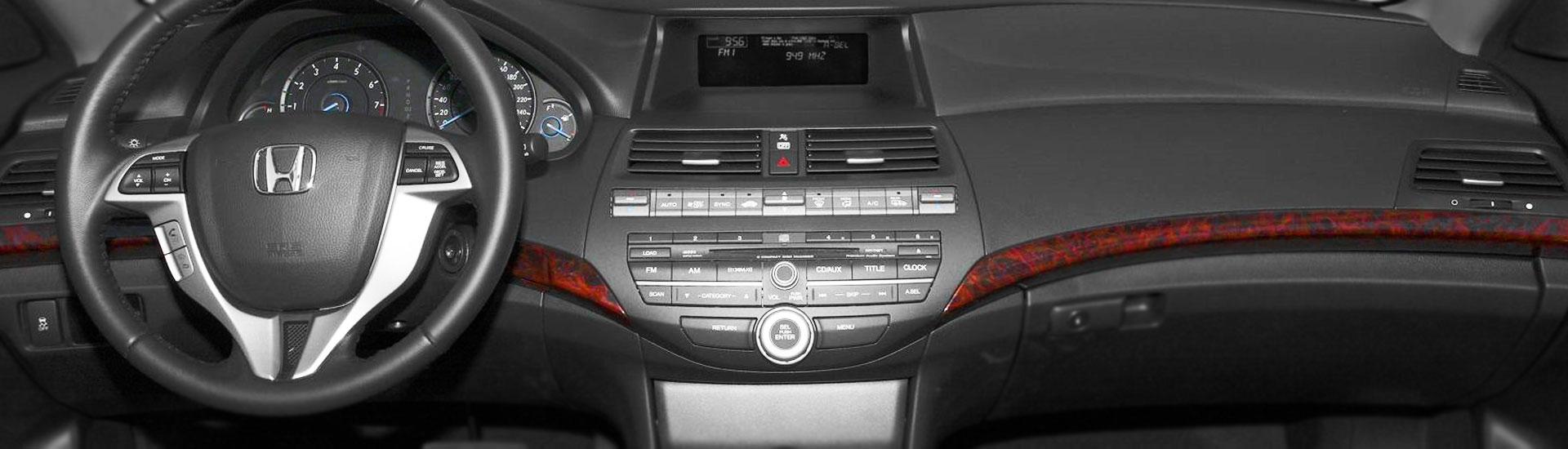 Honda Crosstour Custom Lowered Dash Kits Kit 1920x550