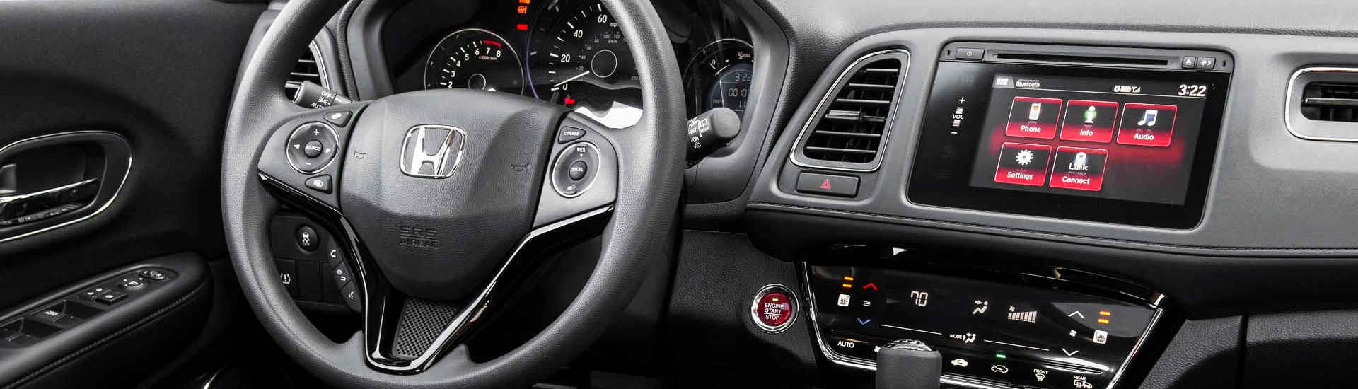 Honda HR-V Custom Dash Kits