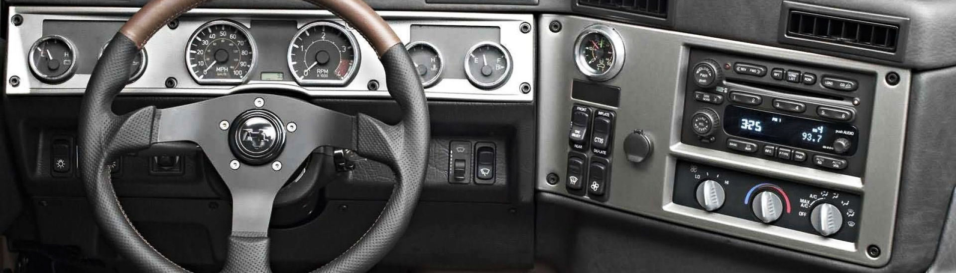 Hummer H1 Custom Dash Kits