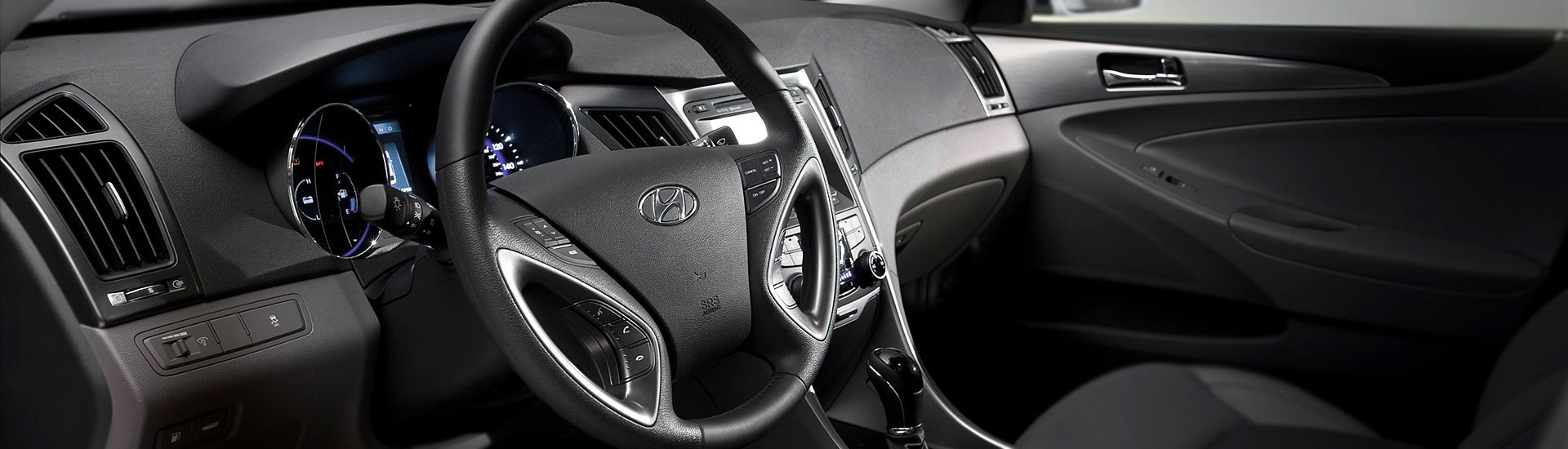 Hyundai Sonata Custom Dash Kits