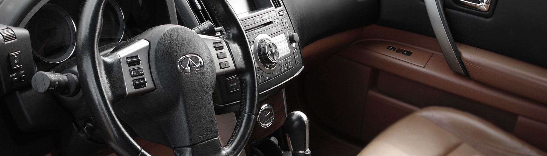 Infiniti FX45 Custom Dash Kits