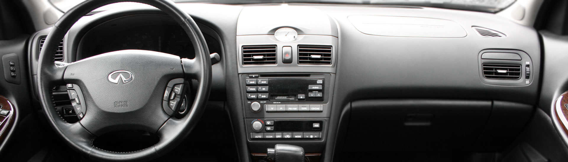Infiniti I30 Custom Dash Kits