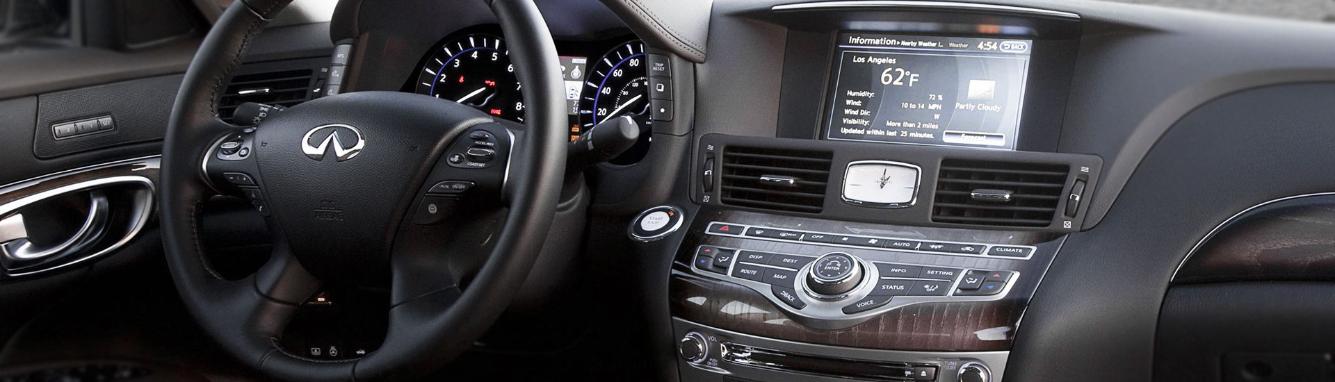Infiniti M56 Custom Dash Kits