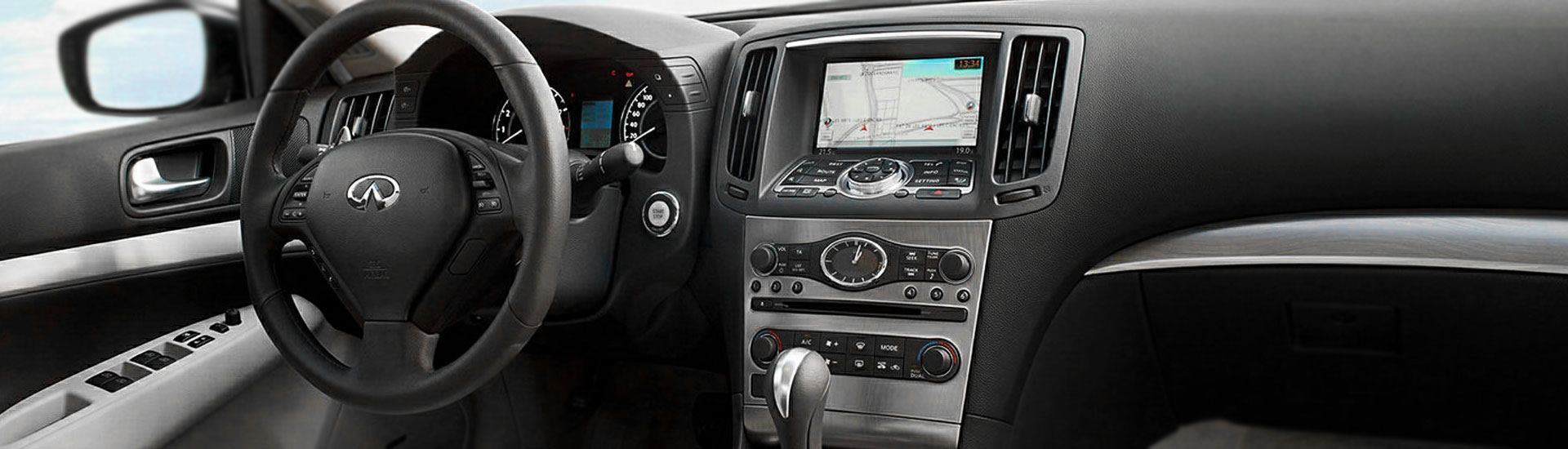 Infiniti Q40 Custom Dash Kits