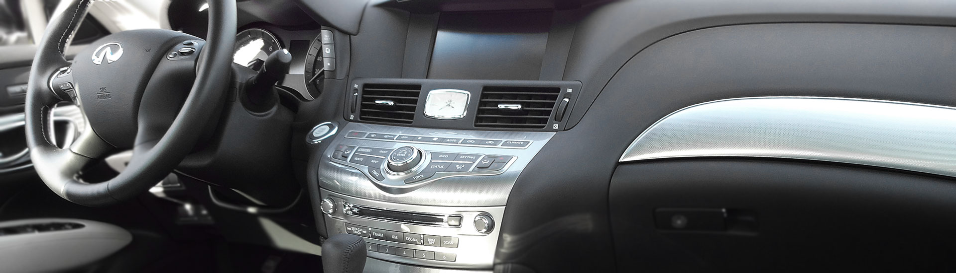 Infiniti Q70 Custom Dash Kits