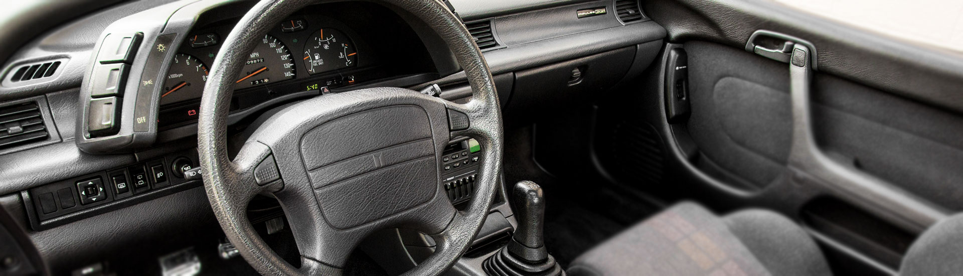 Isuzu Impulse Custom Dash Kits