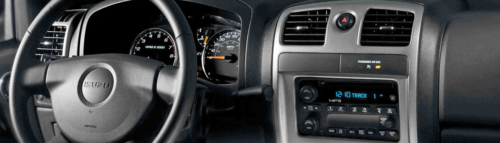 Isuzu Pick Up Custom Dash Kits