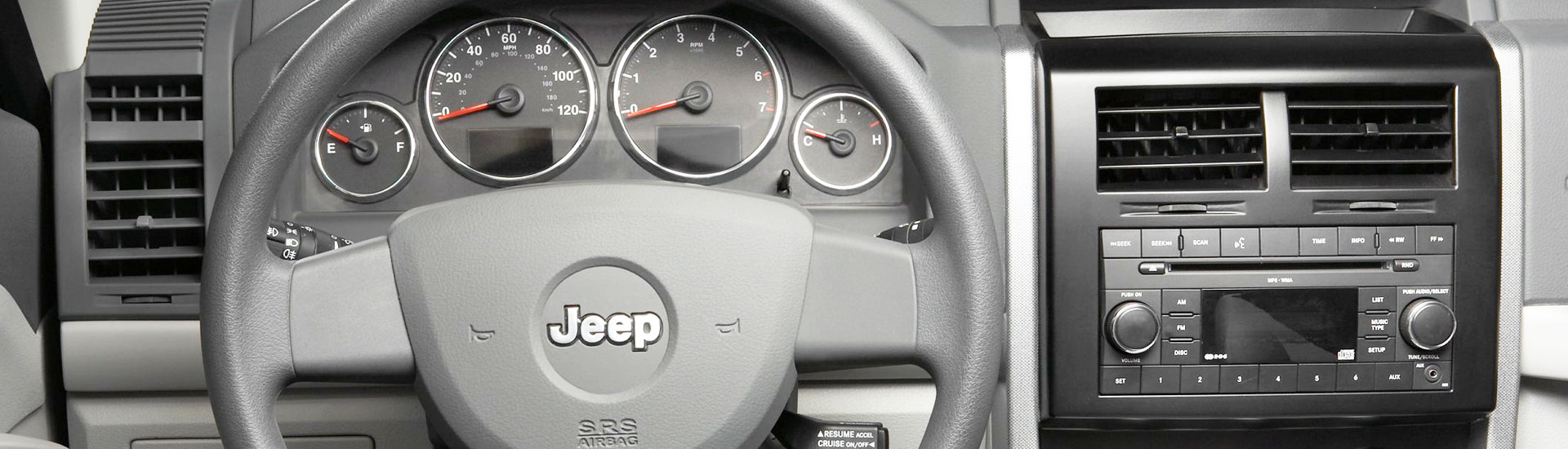 Jeep Liberty Custom Dash Kits