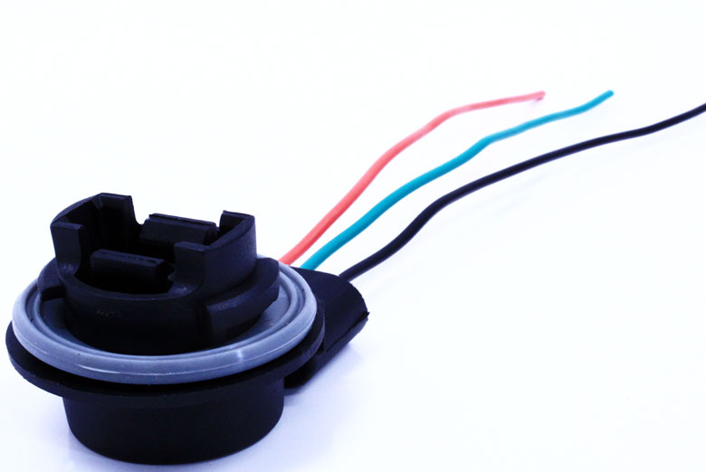 2009 Chevrolet HHR Light Bulb Wire Harness