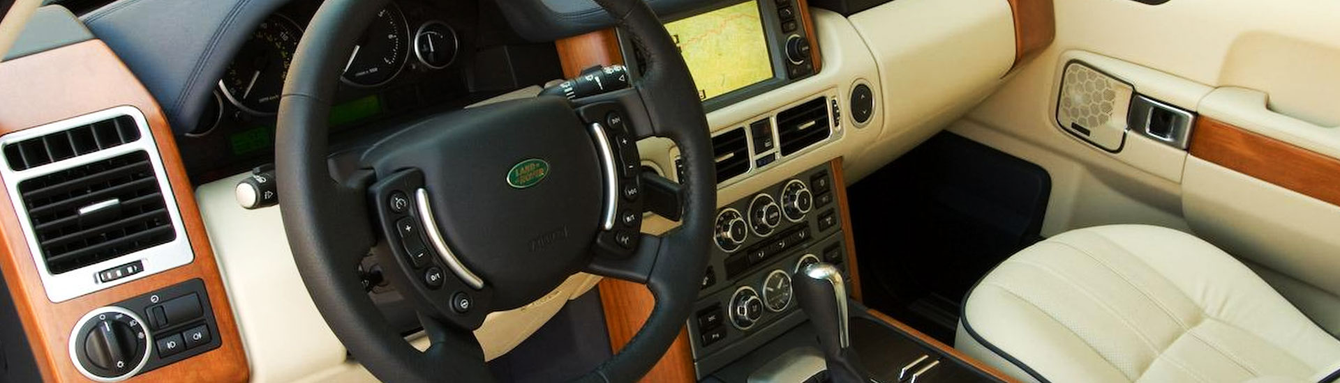 Land Rover Dash Kits | Custom Land Rover Dash Kit
