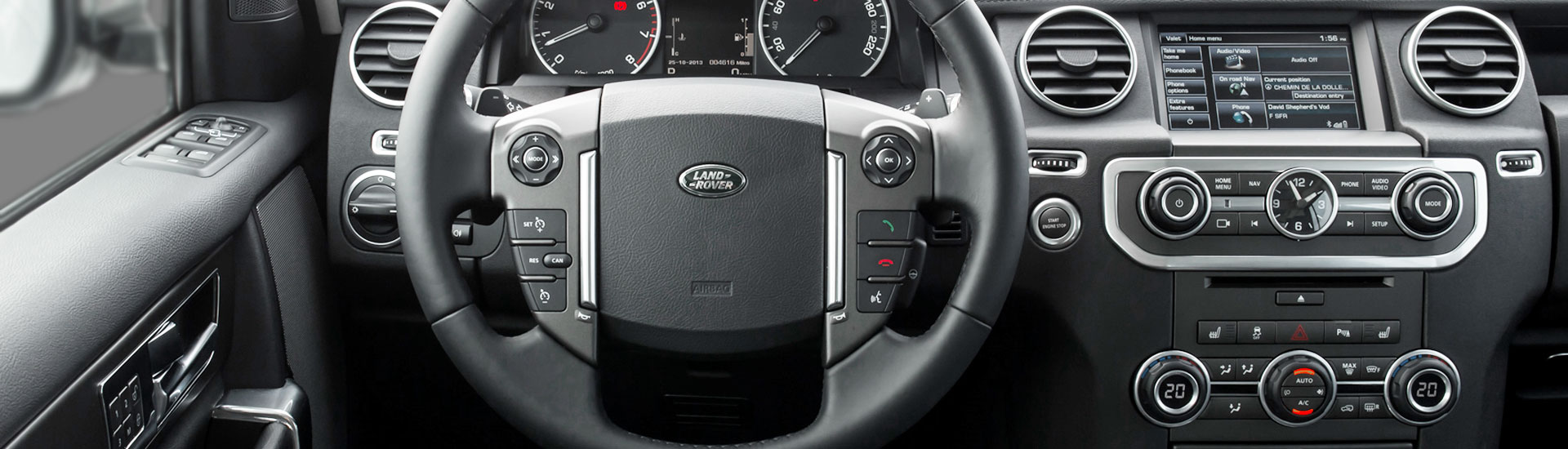 Land Rover Discovery Custom Dash Kits