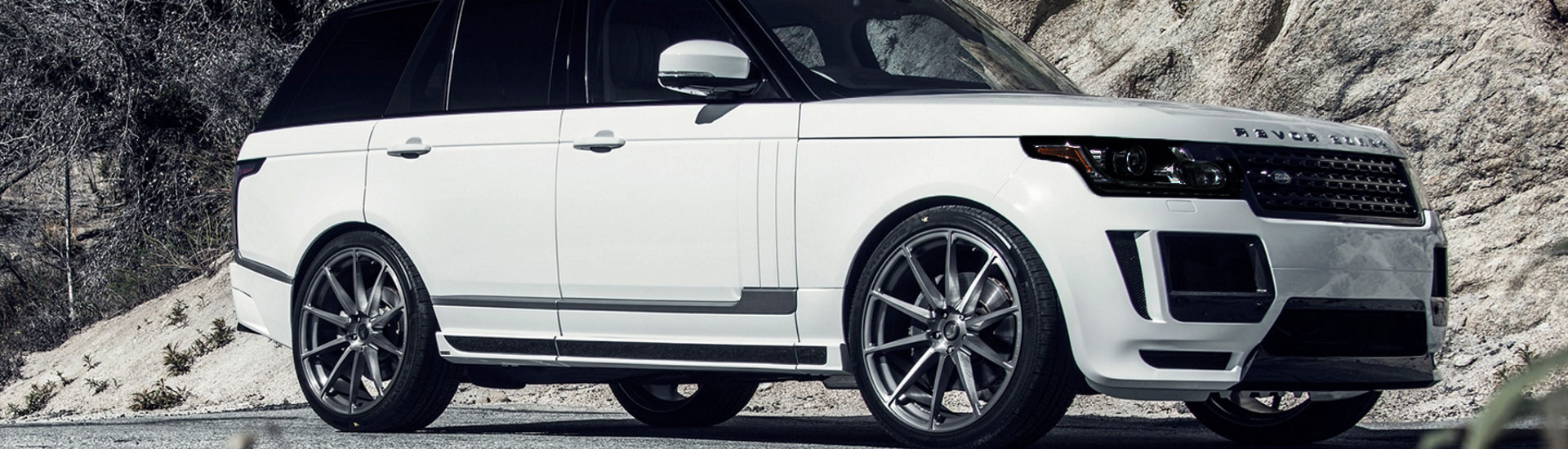 Land Rover Headlight Tint Covers