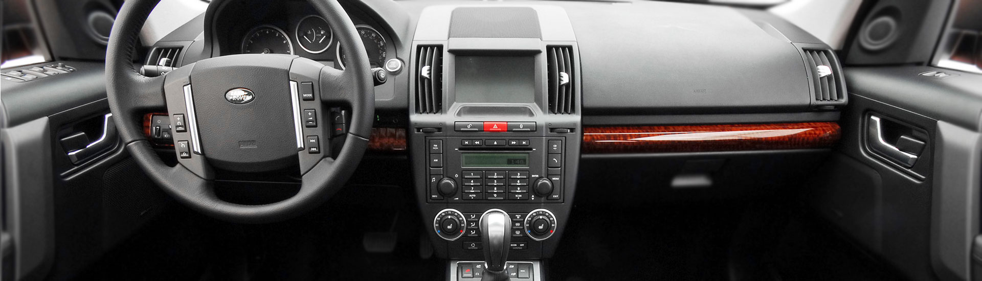 Land Rover LR2 Custom Dash Kits