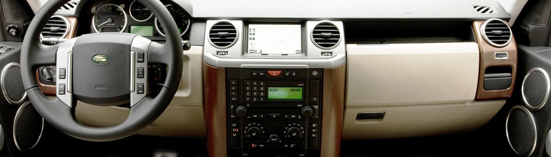 Land Rover LR3 Dash Kits | Custom Land Rover LR3 Dash Kit