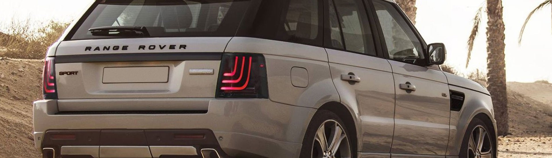Land Rover  Tail Light Tint Covers