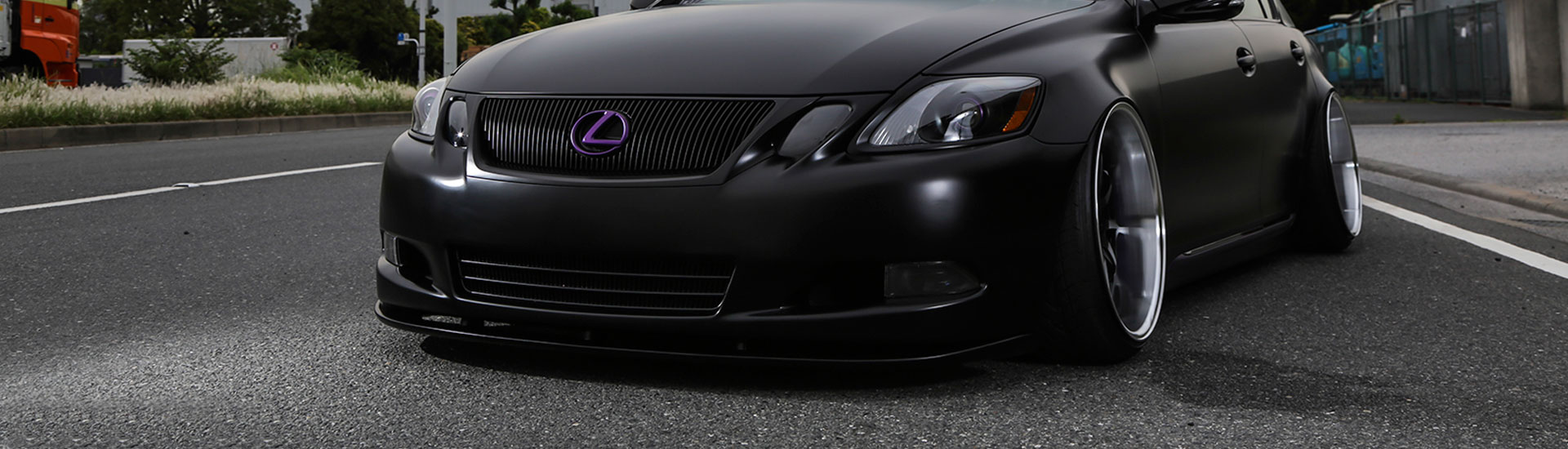 Lexus Headlight Tint Covers