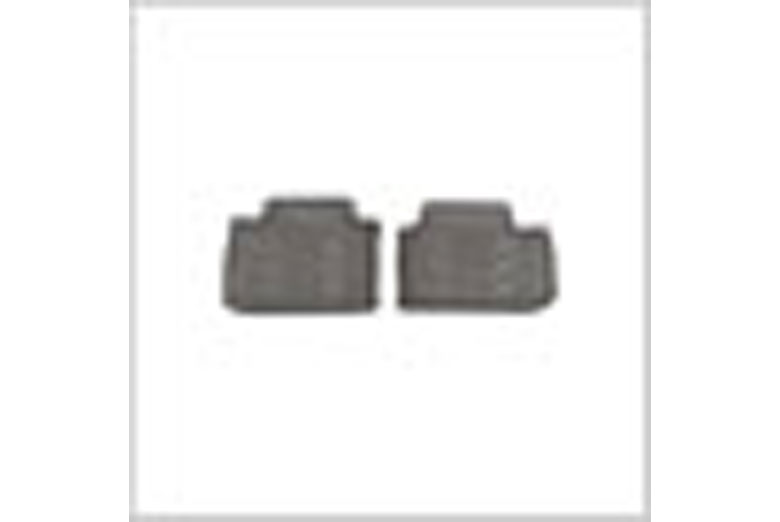 lund catch it nissan rogue 2009 2013 gray rear floor mats. Black Bedroom Furniture Sets. Home Design Ideas