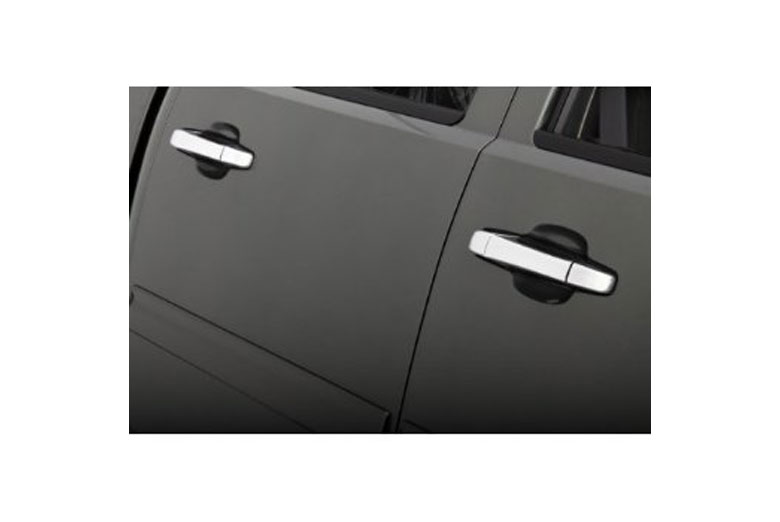 2007 Ford F-150 Chrome Door Lever Covers (4 Door)