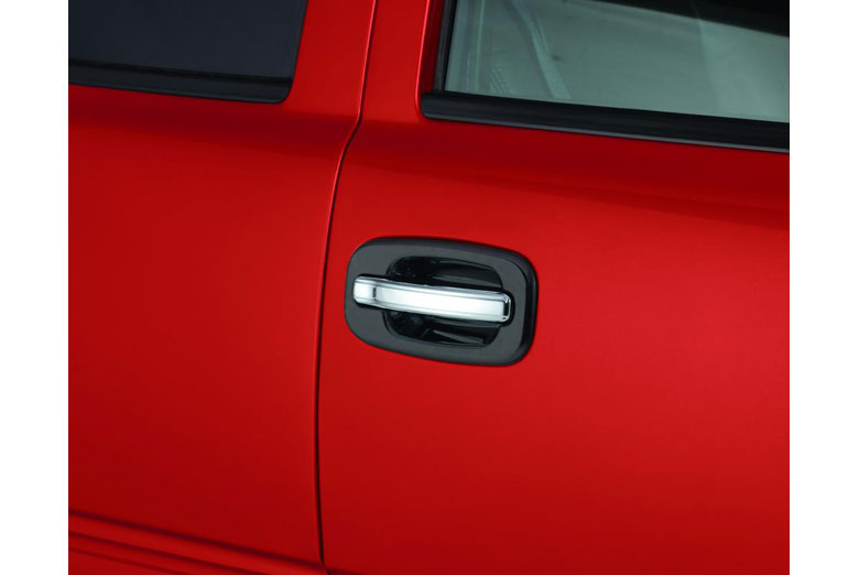2006 Chevrolet Tahoe Chrome Door Lever Covers (4 Door)