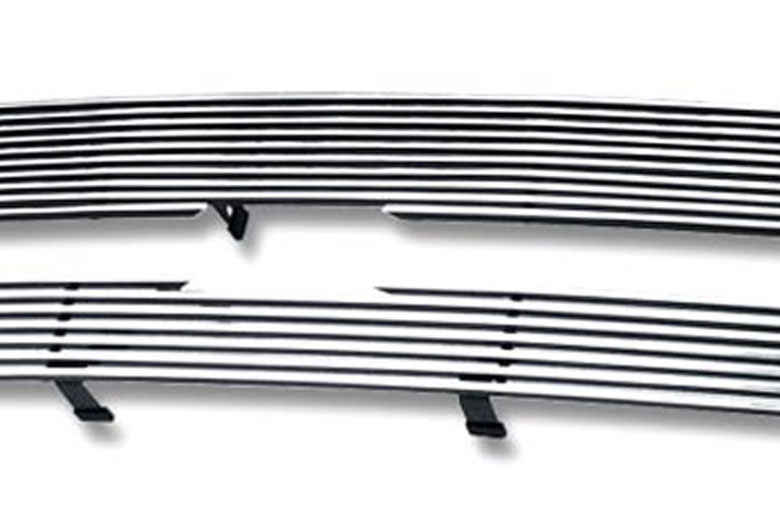 Lund 2002 Chevrolet Trailblazer Billet Grille