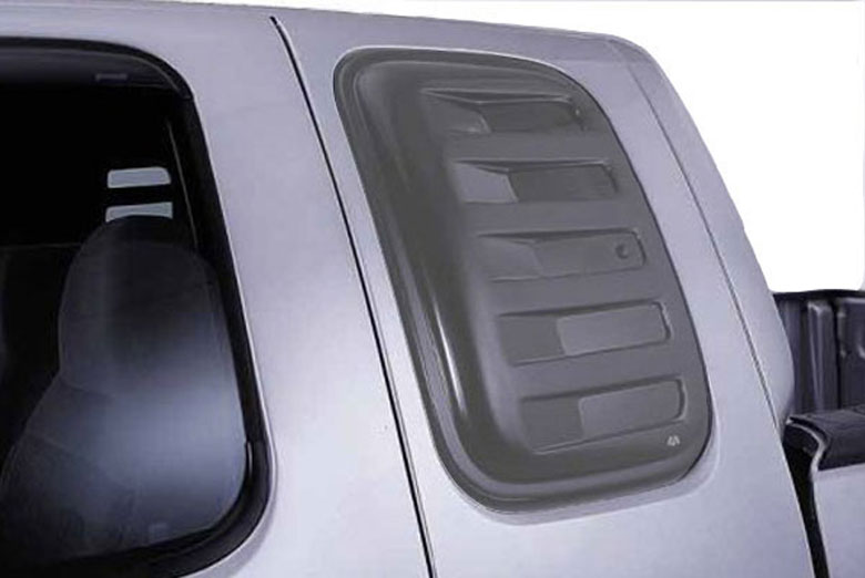 AVS Aeroshade Smoke Rear Window Cover (2 Door)