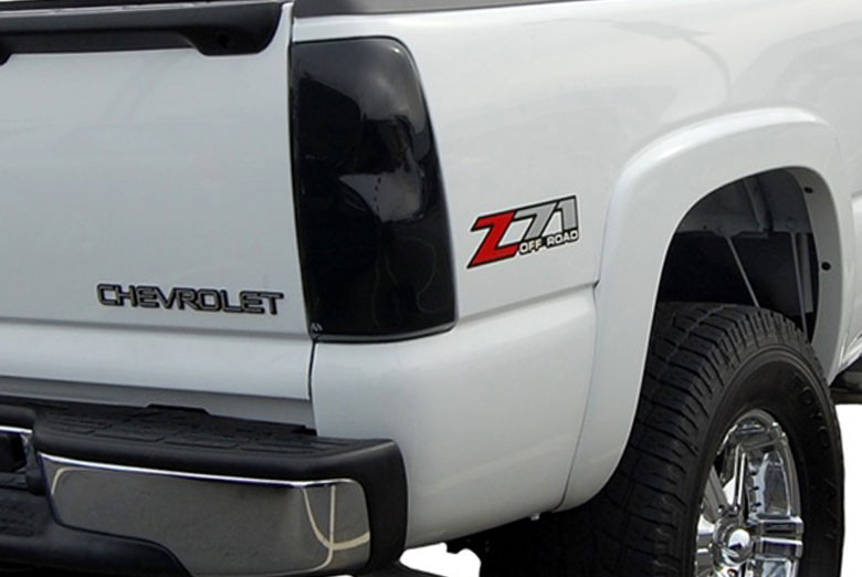 Avs 174 Chevrolet Silverado 2007 2013 Shades Tail Light Covers