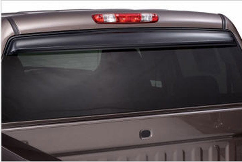 AVS Sunflector Rear Windshield Sun Visor Wind Deflector (W/ Sliding Window)