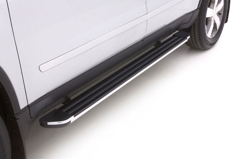 2012 Ford  Explorer Black Crossroads Running Boards