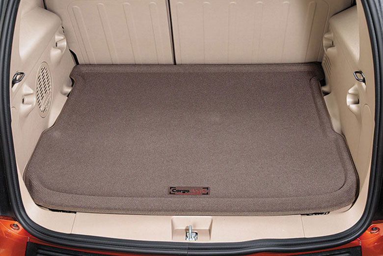 lund cargo logic jeep compass 2007 2010 beige cargo mat. Black Bedroom Furniture Sets. Home Design Ideas