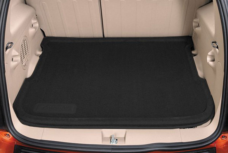lund catch all toyota rav4 2006 2010 black cargo mat w o. Black Bedroom Furniture Sets. Home Design Ideas
