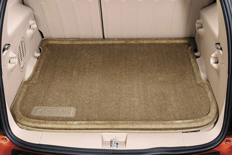 Lund Ford Edge   Catch All Camel Cargo Mat Discontinued
