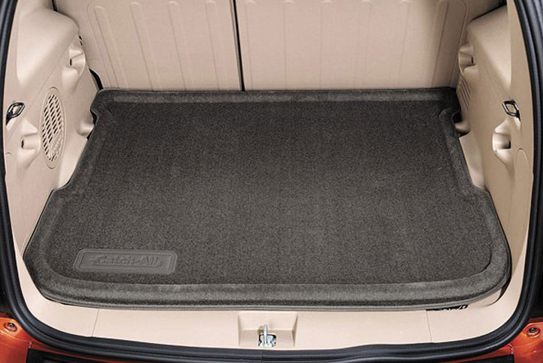 2002 Oldsmobile Bravada Catch-All Pewter Cargo Mat W/O 3rd Row Seats