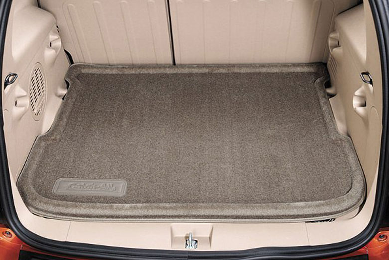 2006 GMC Suburban Catch-All Neutral Cargo Mat