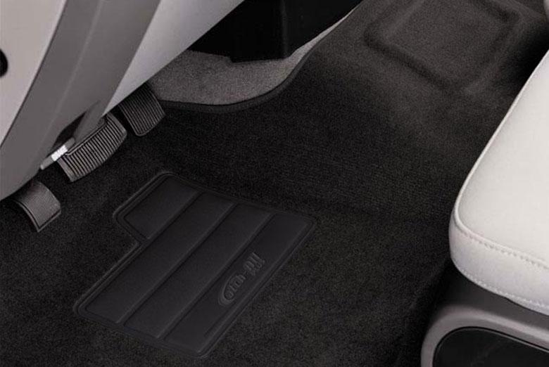 Lund Catch All Chevrolet Ck 1992 2000 Black Premium Front Floor