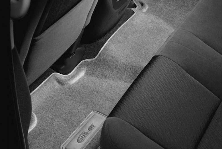 2005 Dodge Durango Catch-All Gray Second Row Floor Mats W/O 3rd Row Seats