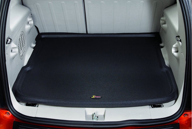 2006 Chevrolet Tahoe Catch-All Xtreme Black Cargo Mat W/ 3rd Row Seats Cutouts