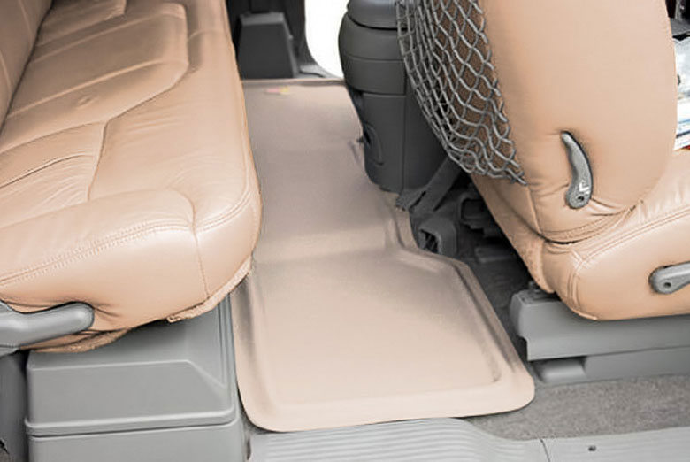 1999 Cadillac Escalade Catch-All Xtreme Tan Second Row Floor Mats