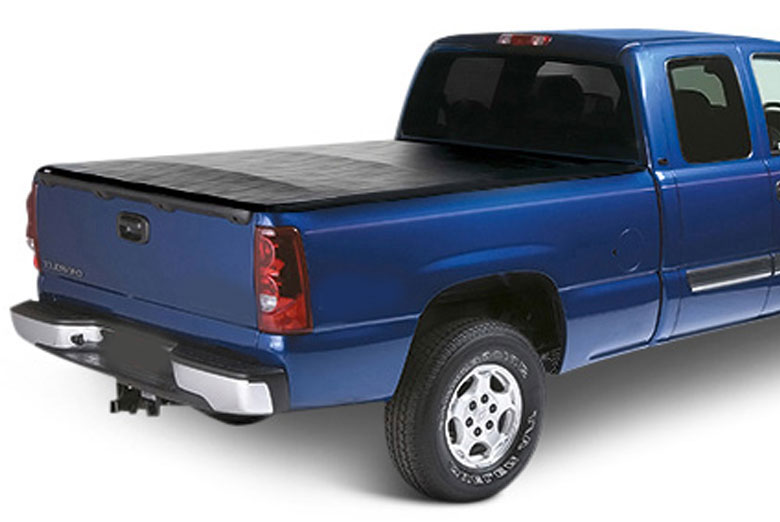 2012 Lincoln Mark LT Genesis Hinged Tonneau Cover