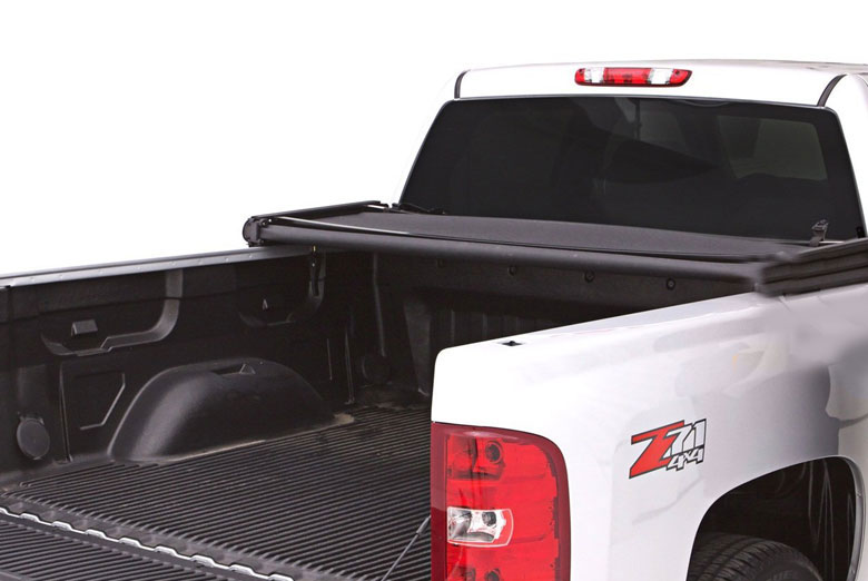 2012 Lincoln Mark LT Genesis Elite Tri-Fold Tonneau Cover